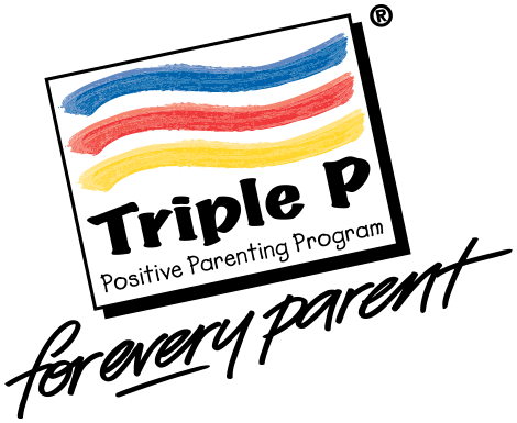 Triple P. Positive Parenting Program. For every parent.